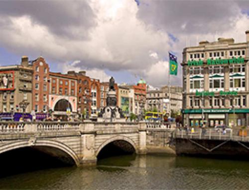爱尔兰5号签简介与申请条件
