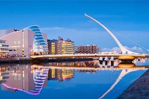 """爱尔兰投资移民可以""""曲线救国""""移民英国"""