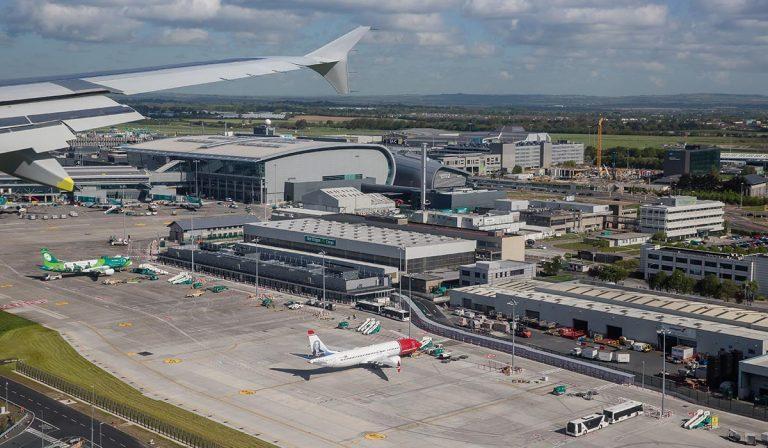 上海直飞都柏林航线将在2020年3月开通