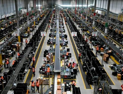 防范英国脱欧风险:亚马逊急于落成第一座爱尔兰仓库