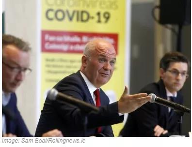保持2米距离!爱尔兰首席医疗官为内阁提出公共卫生建议