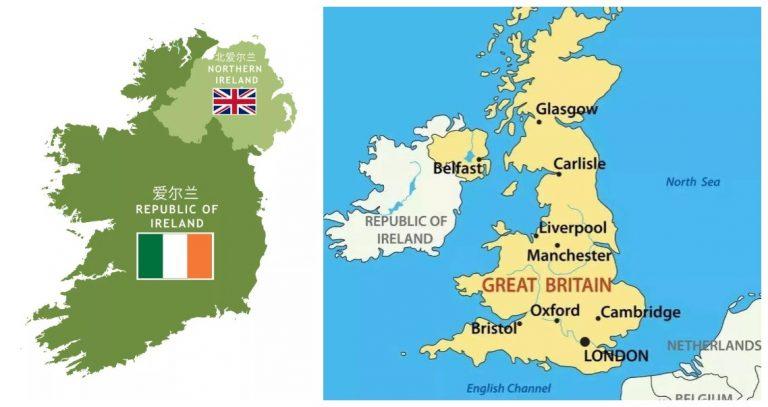 百科:你所关心的爱尔兰社会知识这里都有
