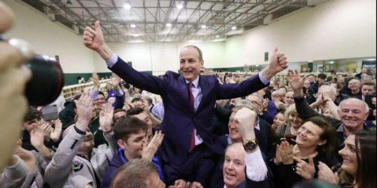 爱尔兰迎来三党联合执政,迈克尔马丁将成为新任总理