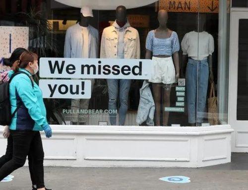 爱尔兰疫情封锁逐步放开,理发店、餐厅等场所终于可以开业了!