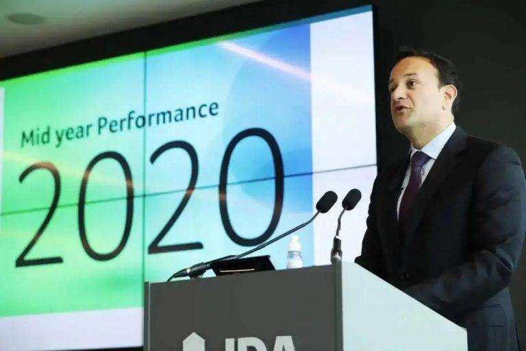 爱尔兰投资发展局:新冠肺炎疫情的冲击下在爱尔兰的外商投资企业表现出强大的韧性