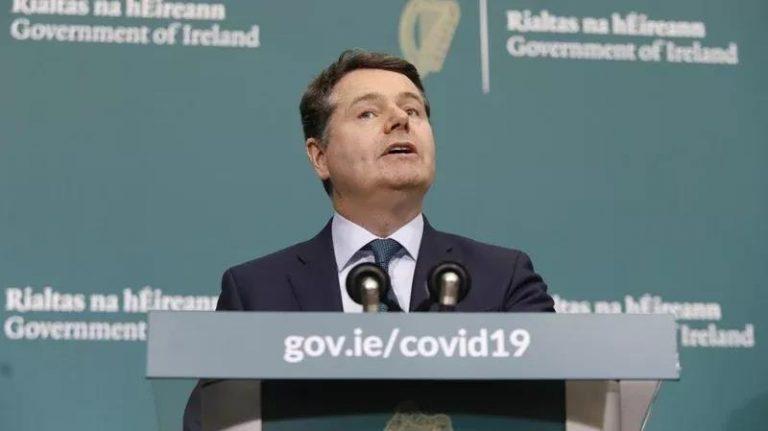 爱尔兰财政部拨款65亿欧元扶持企业渡过疫情难关