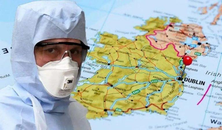 3月:爱尔兰进入新冠病毒紧急状态