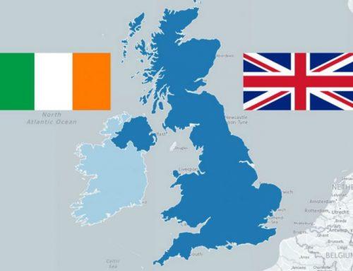 英国脱欧,爱尔兰公民仍能直接定居英国!什么是英爱共同旅行区?