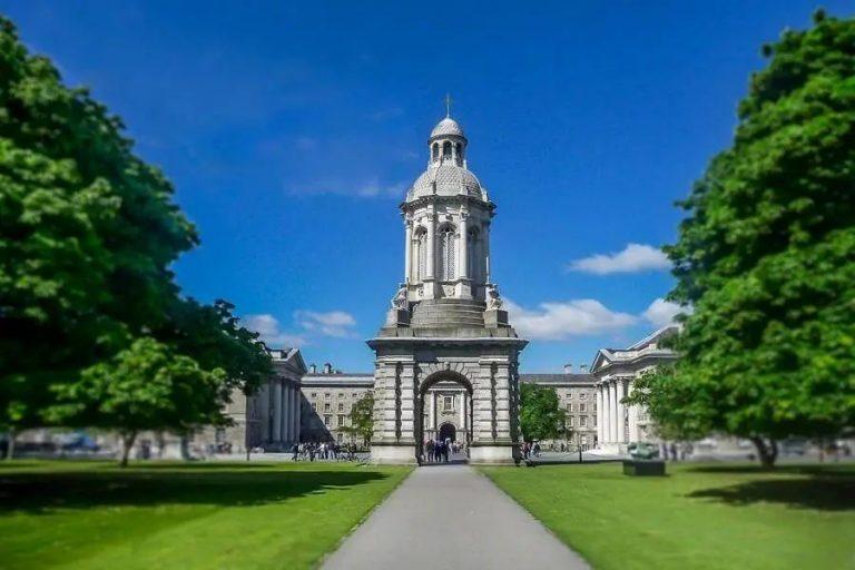 全球大学最新排名:爱尔兰都柏林圣三一大学表现优异!